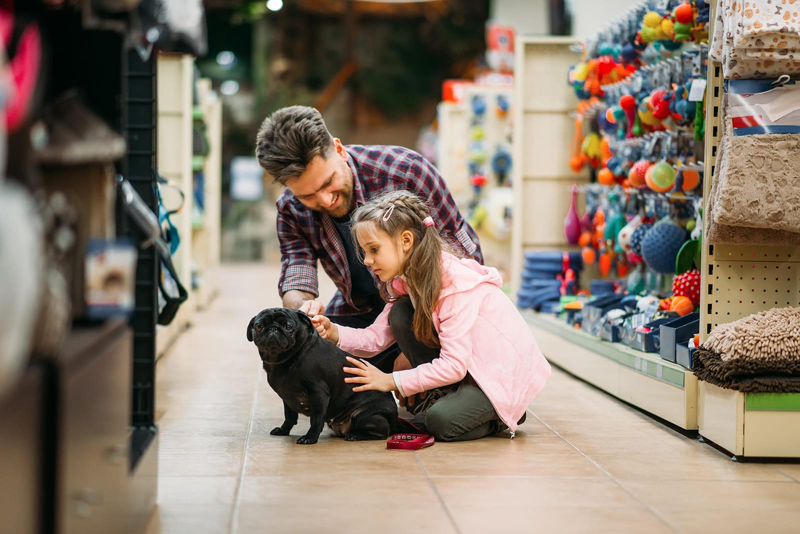 Der Zookauf Brändle bietet alles für Ihr Haustier