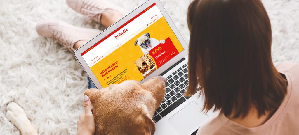 Zum Gutschein Online-Shop